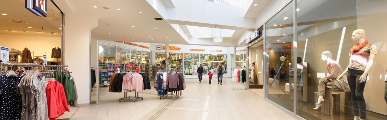 Abensberg Einkaufszentrum Geschäfte